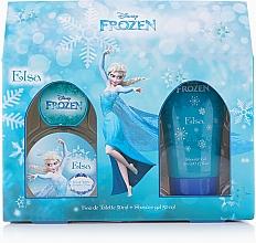 Parfémy, Parfumerie, kosmetika Disney Frozen II Elsa - Sada (edt/50ml + sh/gel/50ml)