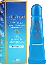Parfémy, Parfumerie, kosmetika Lesk na rty, opalovací - Shiseido UV Lip Color Splash