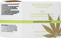 Parfémy, Parfumerie, kosmetika Čisticí pleťový krém - Revolution Skincare CBD Cleansing Cream