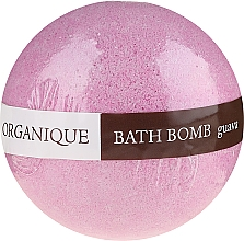 "Parfémy, Parfumerie, kosmetika Šumivá koupelová koule ""Guava"" - Organique Bath Bomb Guava"