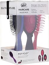 Parfémy, Parfumerie, kosmetika Sada kartáčů na vlasy  - Wet Brush Hair Care Value Pack (4ks)