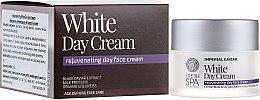 """Parfémy, Parfumerie, kosmetika Denní krém na obličej """"Snow White"""" - Natura Siberica Fresh Spa Imperial Caviar White Day Cream"""