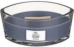 Parfémy, Parfumerie, kosmetika Vonná svíčka ve sklenici - Woodwick Hearthwick Flame Ellipse Candle Evening Onyx
