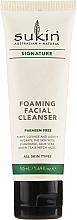 Parfémy, Parfumerie, kosmetika Čisticí prostředek na obličej - Sukin Foaming Facial Cleanser