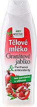Parfémy, Parfumerie, kosmetika Tělové mléko - Bione Cosmetics Pomegranate Body Milk With Antioxidants