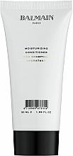 Parfémy, Parfumerie, kosmetika Hydratační kondicionér na vlasy - Balmain Paris Hair Couture Moisturizing Conditioner Travel Size