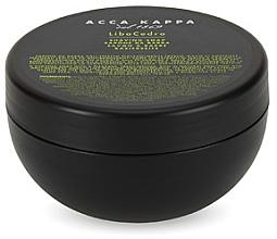 Parfémy, Parfumerie, kosmetika Holicí mýdlo - Acca Kappa LiboCedro Shaving Soap