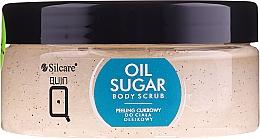 Parfémy, Parfumerie, kosmetika Cukrovo-olejový tělový peeling - Silcare Quin Sugar Body Peel Oil