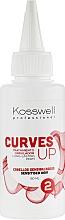 Parfémy, Parfumerie, kosmetika Přípravek pro dlouhodobý styling - Kosswell Professional Curves Up 2