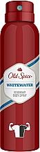 Parfémy, Parfumerie, kosmetika Aerosolový deodorant - Old Spice Whitewat Deodorant Spray