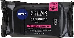 Parfémy, Parfumerie, kosmetika Odličovací ubrousky - Nivea MicellAIR Expert Micellar Makeup Remover Wipes
