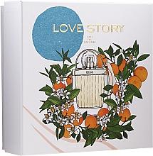 Parfémy, Parfumerie, kosmetika Chloe Love Story - Sada (edp/50ml + b/lot/100ml)