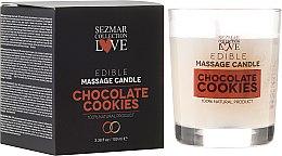 """Parfémy, Parfumerie, kosmetika Přírodní masážní svíčka """"Čokoláda"""" - Sezmar Collection"""