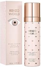 Parfémy, Parfumerie, kosmetika Kenzo World Fresh Mist For Body & Clothes - Parfémovaný tělový sprej