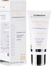 Parfémy, Parfumerie, kosmetika Jemný hydratační krém pro normální a mastnou pleť - GlySkinCare Hydrotone Lite Hydrating Cream