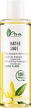 Parfémy, Parfumerie, kosmetika Stimulační masážní olej Ylang Ylang - Ava Laboratorium Aromatherapy Massage Stimulating Massage Oil Ylang-Ylang