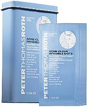 Parfémy, Parfumerie, kosmetika Průhledné náplasti na akné - Peter Thomas Roth Acne-Clear Invisible Dots