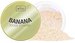 Parfémy, Parfumerie, kosmetika Banánový pudr na obličej - Wibo Banana Loose Powder
