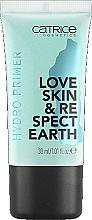 Parfémy, Parfumerie, kosmetika Báze po make-up - Catrice Love Skin & Respect Earth Hydro Primer