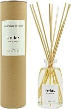 Parfémy, Parfumerie, kosmetika Aroma difuzér Bílé pižmo - Ambientair The Olphactory Relax White Musk