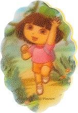Parfémy, Parfumerie, kosmetika Dětská koupelová houba Dora průzkumnice, 169-1 - Suavipiel Dora Bath Sponge
