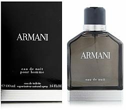 Parfémy, Parfumerie, kosmetika Giorgio Armani Eau de Nuit - Toaletní voda