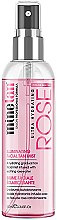 Parfémy, Parfumerie, kosmetika Sprej na obličej - Minetan Rose Illuminating Facial Tan Mist