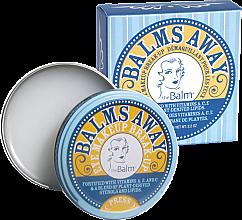 Parfémy, Parfumerie, kosmetika Prostředek pro odstraňování voděodolného make-upu a odstraňování umělých řas - TheBalm Balms Away Eye Makeup Break-Up