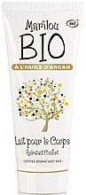 Parfémy, Parfumerie, kosmetika Čisticí lotion na tělo - Marilou Bio A l'Huile d'Argan