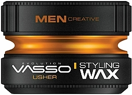 Parfémy, Parfumerie, kosmetika Stylingový vosk - Vasso Professional Hair Styling Wax Usher