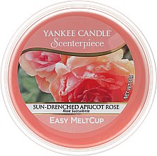Parfémy, Parfumerie, kosmetika Aromatický vosk - Yankee Candle Sun-Drenched Apricot Rose Melt Cup