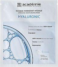 Parfémy, Parfumerie, kosmetika Intenzivní hydratační maska s kyselinou hyaluronovou - Academie Hydratant Intensif Masque