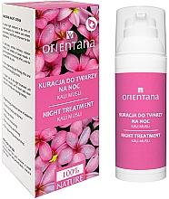 Parfémy, Parfumerie, kosmetika Noční krém na obličej - Orientana Kali Musli