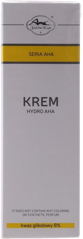 Krém na obličej - Jadwiga Hydro AHA Cream — foto N1