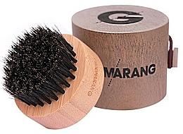 Parfémy, Parfumerie, kosmetika Štětec na vousy - Groomarang 'O' Boar Bristle Beard Brush