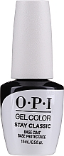 Parfémy, Parfumerie, kosmetika Podkladová báze na nehty - O.P.I. Stay Classic Base Coat