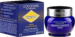 Parfémy, Parfumerie, kosmetika Krém na obličej - L'Occitane Immortelle Precisious Cream Facial Moisturizer