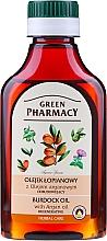 Parfémy, Parfumerie, kosmetika Lopuchový olej s arganovým olejem - Green Pharmacy