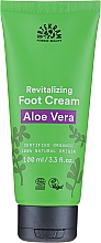 Parfémy, Parfumerie, kosmetika Krém na nohy - Urtekram Urtekram Aloe Vera Foot Cream
