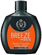 Parfémy, Parfumerie, kosmetika Deodorant - Breeze Men Power Protection Deo Control 48H