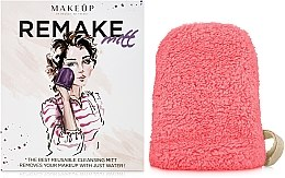 "Parfémy, Parfumerie, kosmetika Odličovací rukavice, růžová červená ""ReMake"" - MakeUp"