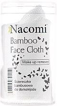 Parfémy, Parfumerie, kosmetika Závoj na obličej - Nacomi Bamboo Face Cloth