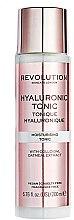 Parfémy, Parfumerie, kosmetika Hydratační tonikum - Revolution Skincare Moisturising Tonic Hyaluronic Acid