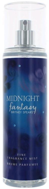 Britney Spears Midnight Fantasy - Parfémovaný sprej na tělo