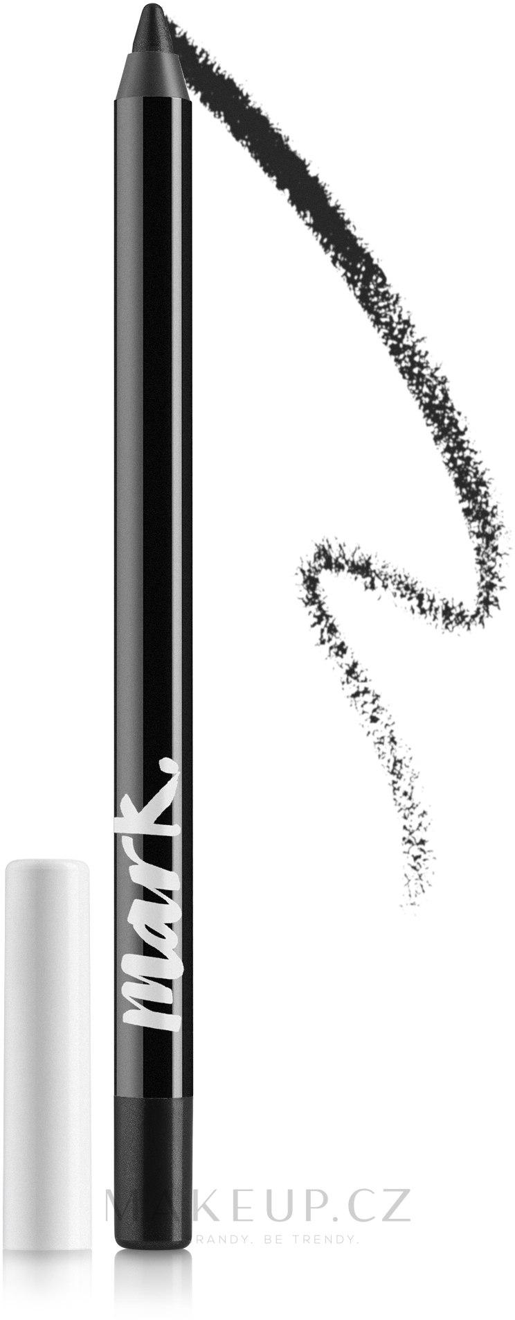 """Gelová tužka na oči """"Přesnost barev"""" - Avon Mark — foto Blackout"""
