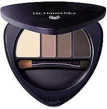 Parfémy, Parfumerie, kosmetika Paletka na očí a obočí - Dr Hauschka Eye & Brow Palette
