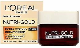 Denní péče o obličej - L'Oreal Paris Dermo-Expertise Luxusní Výživa — foto N1