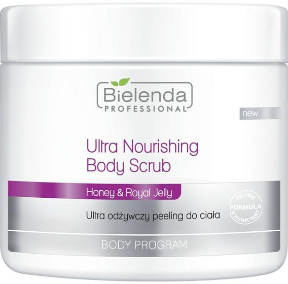 Ultra regenerační tělový peeling - Bielenda Professional Body Program Ultra Nourishing Body Scrub — foto N1
