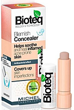 Parfémy, Parfumerie, kosmetika Korektor - Bioteq Blemish Concealer
