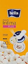 Parfémy, Parfumerie, kosmetika Vložky Panty Intima Plus Large, 40 ks. - Bella